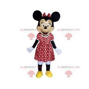 Minnie-mascotte, de lieveling van Mickey - Redbrokoly.com