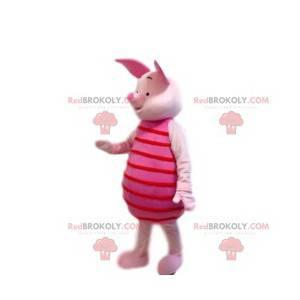 Mascote Leitão, amigo do Ursinho Pooh - Redbrokoly.com