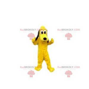 Maskottchen Pluto, ein netter Hund von Walt Disney -