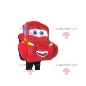 Lyn McQuenn maskot, den røde bilen fra filmen Cars -