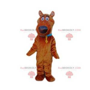 Mascote Scooby-Doo. Fantasia de Scooby-Doo - Redbrokoly.com