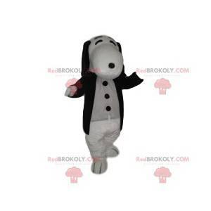 Mascota de Snoopy. Disfraz de Snoopy - Redbrokoly.com