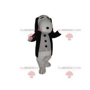 Snoopy maskot. Snoopy kostume - Redbrokoly.com