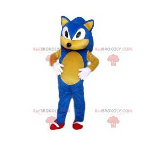 Sonic das Igelmaskottchen von Sega - Redbrokoly.com
