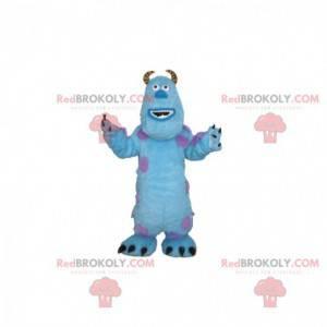 Mascot van Sulli, het beroemde monster van Monsters, Inc. -