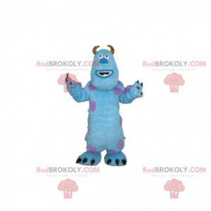 Maskottchen von Sulli, dem berühmten Monster von Monsters, Inc.