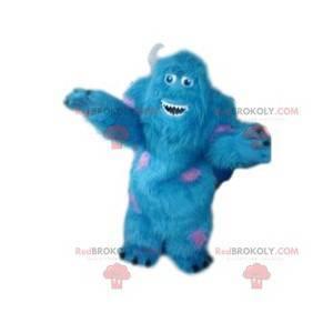 Mascotte van Sulli, het imposante monster van Monsters, Inc. -