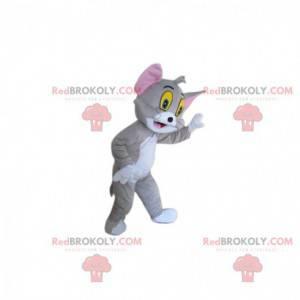 Tom mascotte, de kat uit de tekenfilm Tom en Jerry -