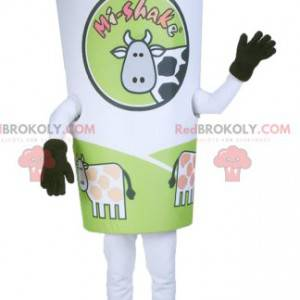 Milkshake maskot. Milkshake kostyme - Redbrokoly.com