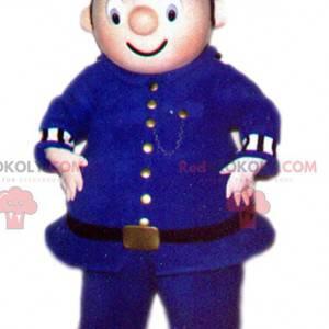 Police officer mascot. Policeman costume - Redbrokoly.com