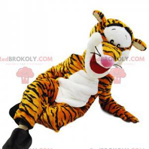 Mascotte Teigetje, de tijger in Winnie de Poeh - Redbrokoly.com