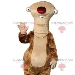 Maskottchen Sid, das Eiszeitfaultier - Redbrokoly.com