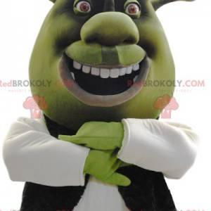 Mascotte di Shrek, il famoso orco verde - Redbrokoly.com