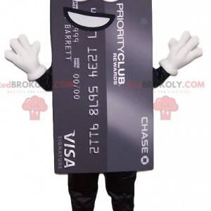 Super usměvavý maskot věrnostní karty. - Redbrokoly.com