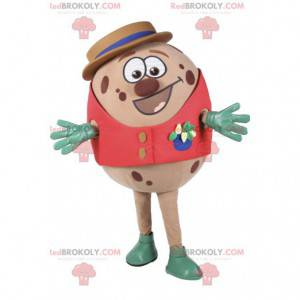 Velmi pěkný bramborový maskot. - Redbrokoly.com