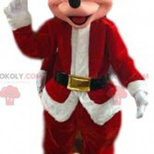 """Mascote Mickey, amante de Minnie """"edição de Natal"""" -"""