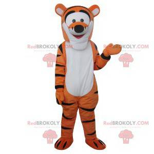 Mascot Tigger, friend of Winnie the Pooh - Redbrokoly.com