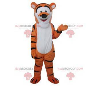 Mascote Tigger, amigo do Ursinho Pooh - Redbrokoly.com