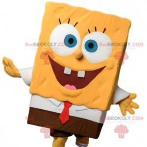 Maskot SpongeBob. Kostým SpongeBob - Redbrokoly.com