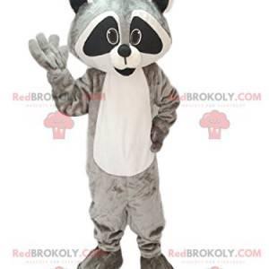 Mascota de mapache. Disfraz de mapache - Redbrokoly.com