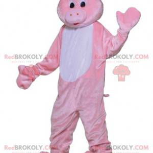 Mascota de cerdo. Disfraz de cerdo - Redbrokoly.com