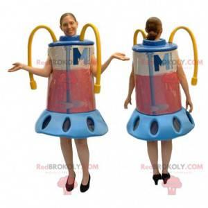 Vannrenser eller løsemiddel maskot - Redbrokoly.com