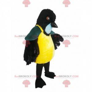 Maskot barevné a majestátní pták. Ptačí kostým - Redbrokoly.com