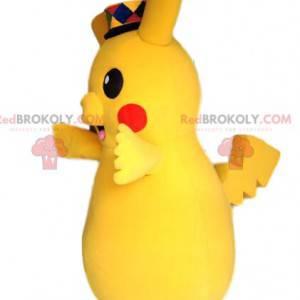 Pikachu-Maskottchen, berühmter Pokémon-Charakter -
