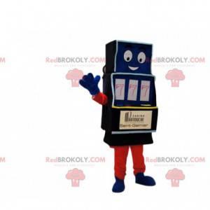 Zábavný maskot automatu. Kostým automatu - Redbrokoly.com