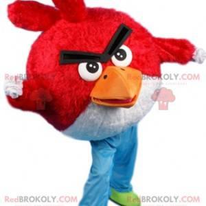 Mascot Red, fuglen til Angry Bird - Redbrokoly.com