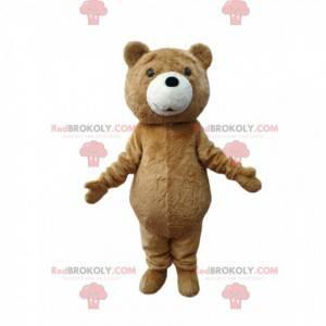 Medvěd hnědý maskot. Medvěd hnědý kostým - Redbrokoly.com