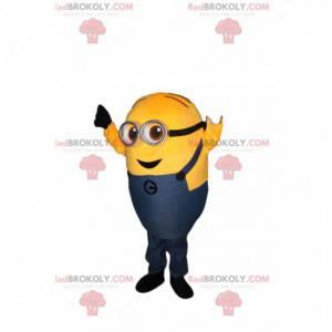 Mascot Bob, the little ingenuous Minions - Redbrokoly.com