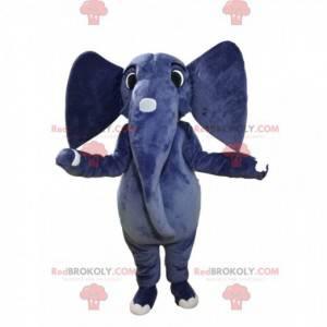 Maskot slona s obrovskými ušima - Redbrokoly.com