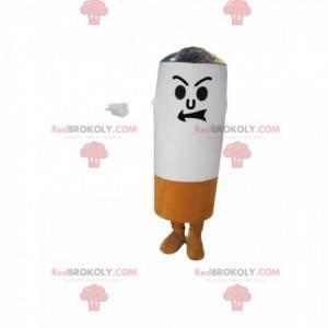 Maskot cigaret s ošklivým vzhledem - Redbrokoly.com