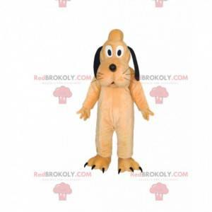 Maskottchen von Pluto, dem berühmten Hund von Walt Disney -