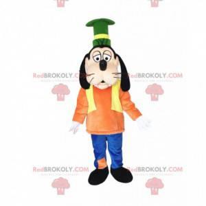 Praštěný maskot, neohrabaný pes Walta Disneyho - Redbrokoly.com