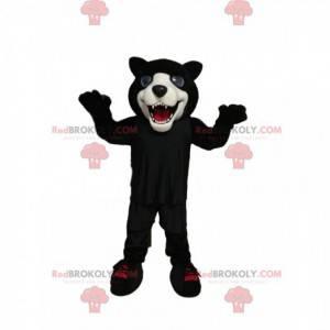 Řvoucí maskot černého pantera - Redbrokoly.com