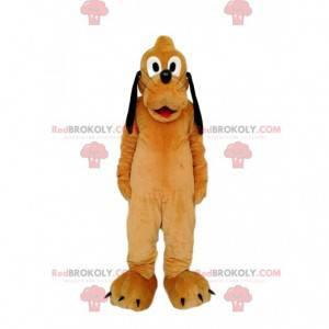Pluto Maskottchen, der lustige Hund von Walt Disney -