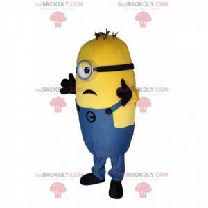 Velmi smutný maskot Stuart, Minion s jedním okem -