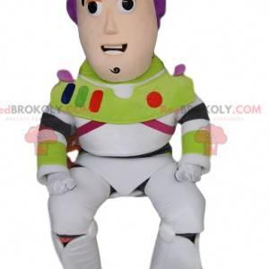 Mascot Buzz Lightyear, der Kosmonaut aus Toy Story -