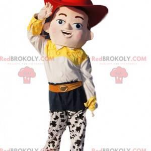 Maskottchen Jessie, das Cowgirl aus Toy Story 2 - Redbrokoly.com