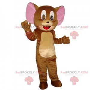 Mascot van Jerry, de beroemde muis uit de tekenfilm Tom & Jerry
