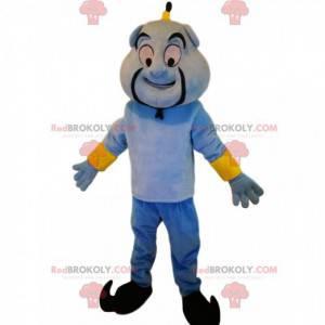 Maskot džina z Aladin. Kostým Aladinova džina - Redbrokoly.com