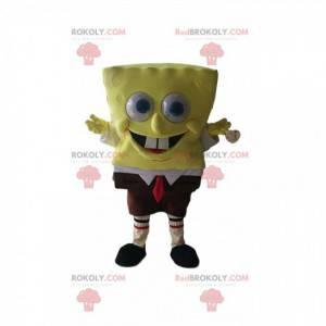 Mascote Bob Esponja super engraçado - Redbrokoly.com