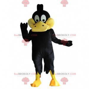 Daffy Duck Maskottchen, die verrückte Ente von Warner Bros. -