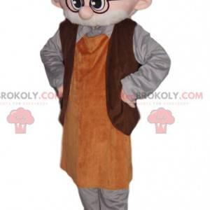 Maskot Geppeto, mistr Pinocchio - Redbrokoly.com