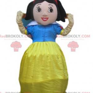 Very pretty Snow White mascot - Redbrokoly.com