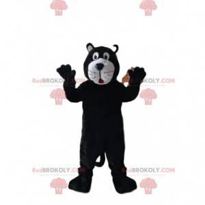 Omráčený maskot černého pantera - Redbrokoly.com