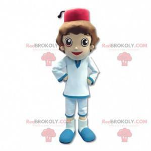 Little sultan boy mascot - Redbrokoly.com