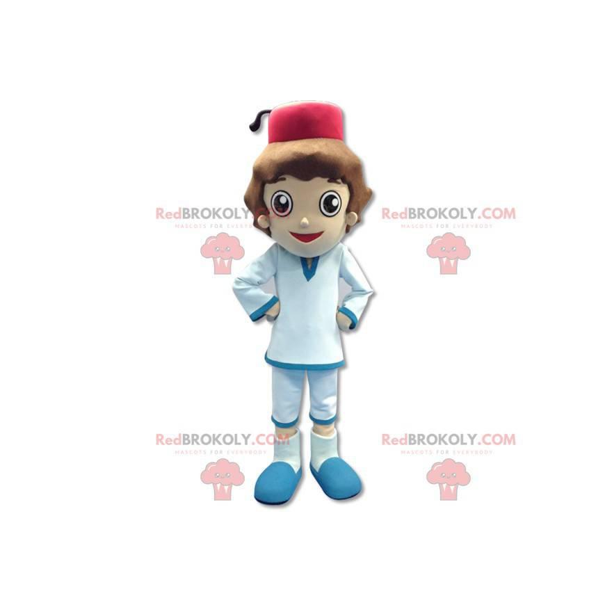 Mała maskotka sułtana chłopca - Redbrokoly.com